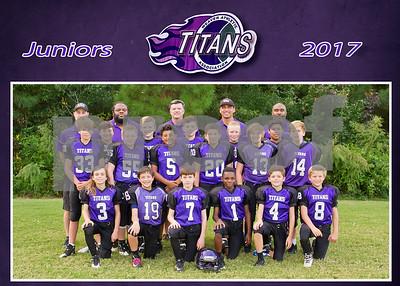 Weaver Juniors Team Photos 2017