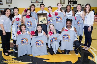 FP Girls Basketball CIF Finals 03/05/16