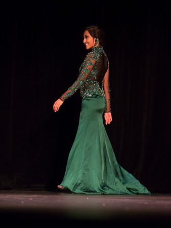 2014 Miss Gering -Western Miss Gown