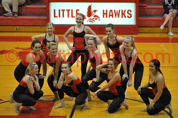 2010 City High Dance Team