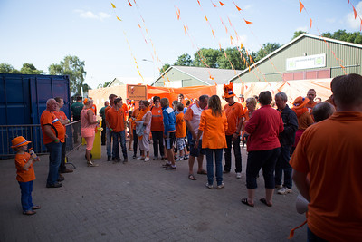 SAMBATATA Voetbal Chili-Nederland