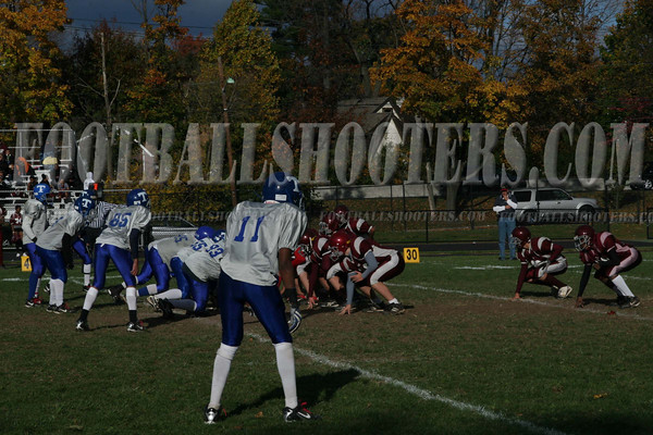 2010 Teaneck Junior Football League -Varsity Vs Clifton