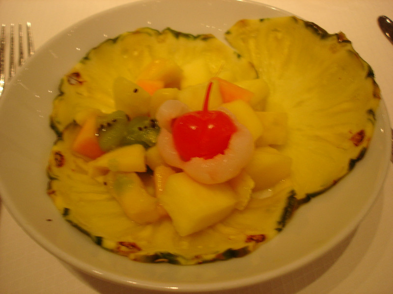 Tropical fruit medley