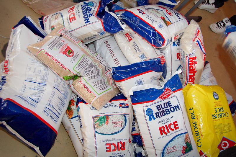 Haiti Food Drive