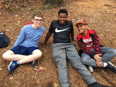 6th Grade retreat at Camp Highlands - Nov 2019