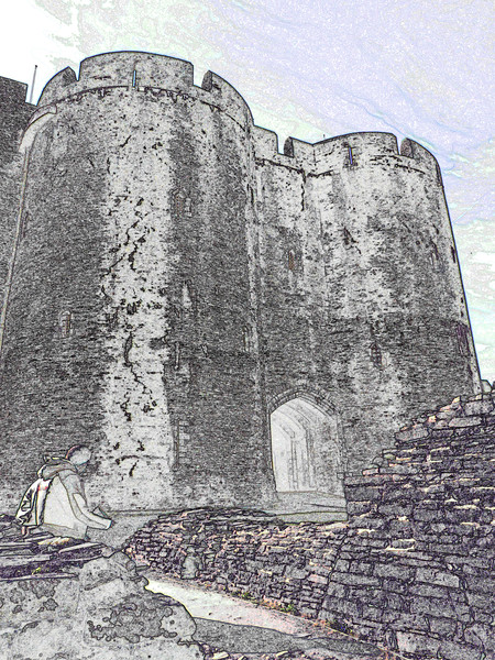 Caerphilly Castle~0263-1fe.