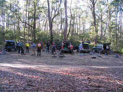 ANZAC Day Epic 2006 - The Corn Trail