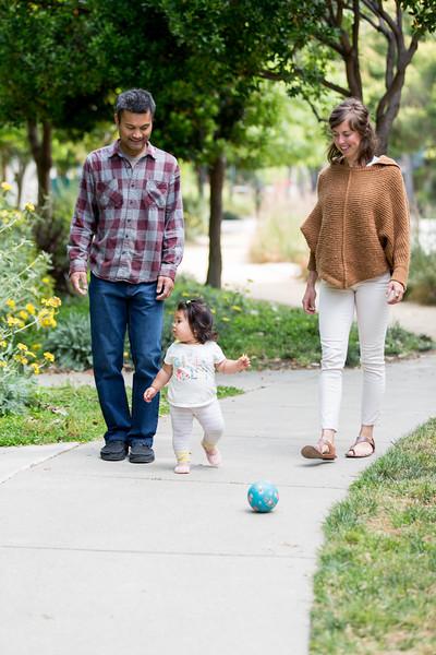 Monica & Omar Family Session