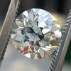 2.05ct Old European Cut Diamond GIA K VS2 0