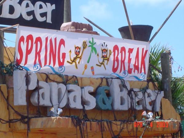 Rosarito Spring Break '03