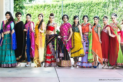 ViBha's Fashion Show at Shakti 2014