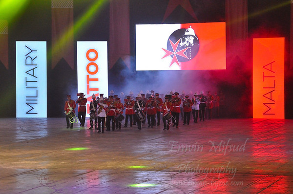 Malta Military Tattoo  2016