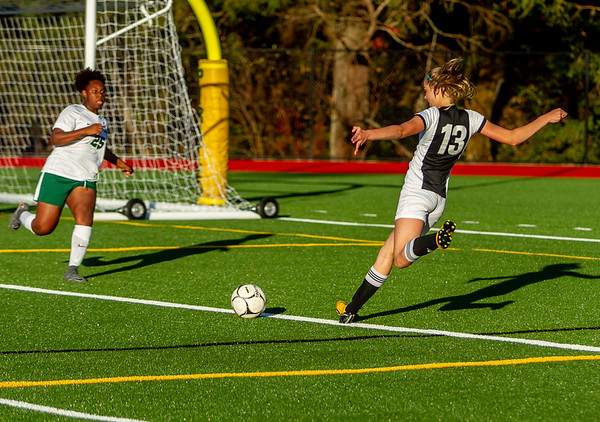 Set one: Girls Varsity Soccer v Charles Wright 09/17/2018