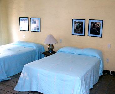 C107 - PUERTO VALLARTA - C107 - A REALLY NICE 2-Bedroom BEACHFRONT Condo in PUERTO VALLARTA, Mexico