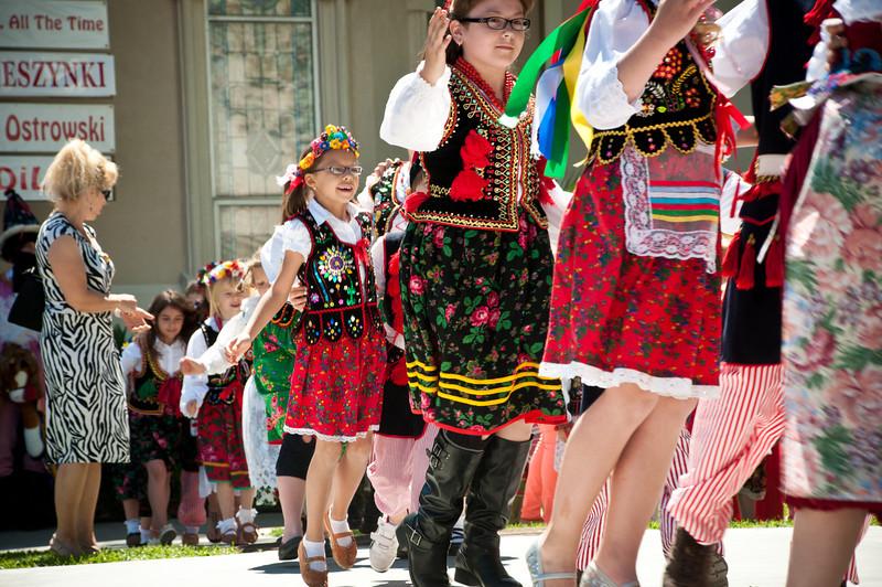 2013 Houston Polish Festival - Sunday