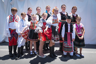 Del Mar Fair Folklore Dance 2017