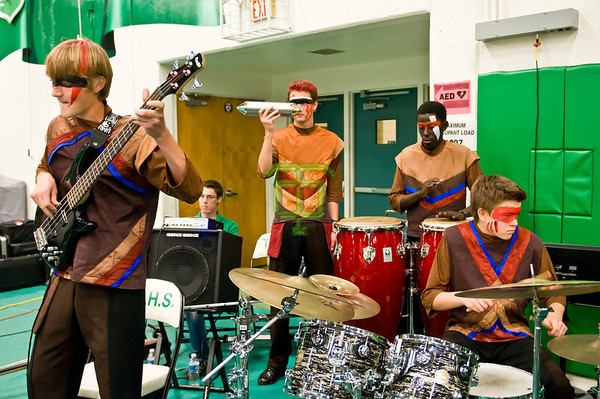 TOHS AM Jazz Band