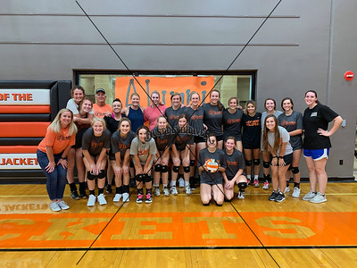 2019 Lady Jacket Volleyball