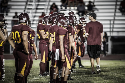 Los Fresnos vs Harlingen JV 10/4/12