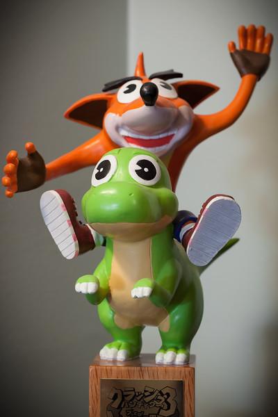 Crash Bandicoot 3 (Japan)