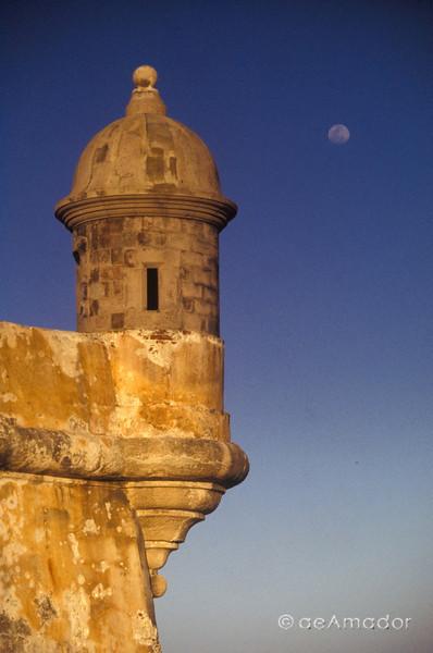 El Morro National Historic Site, San Juan, Puerto Rico