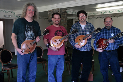 Celtic Fiddle & Feet 2007