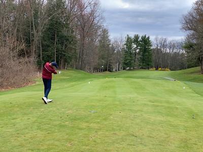 2021 Varsity Golf
