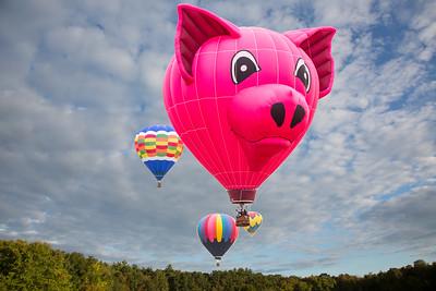 Balloon Festival 2012