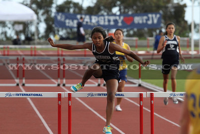 041510 Girls 300 Hurdles