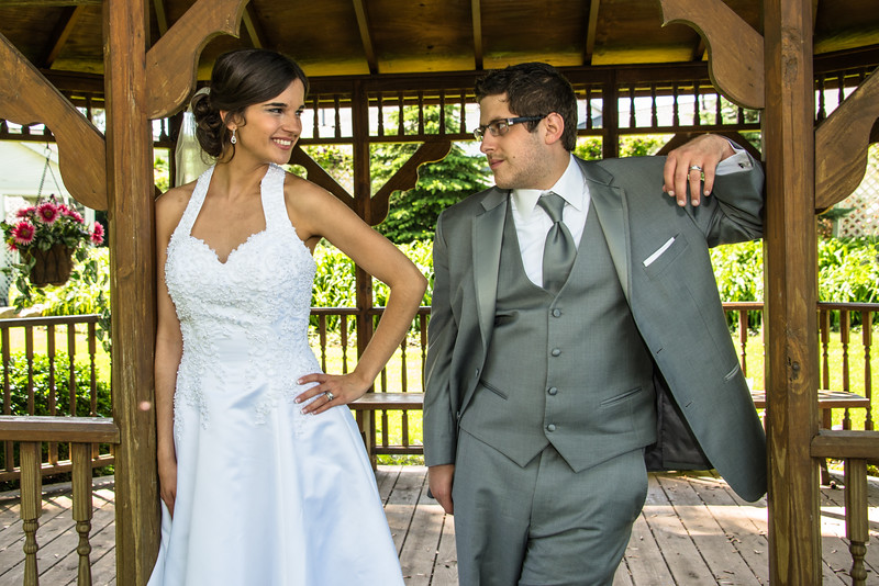 Vinny & Melissa
