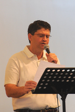 August 2, 2009 Worship Service