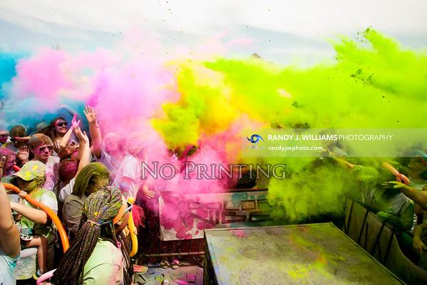 Color Vibe 5K - Tupelo, MS