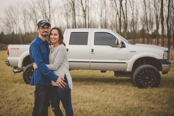 Ellie + Eric | Cedarburg Engagement Photography