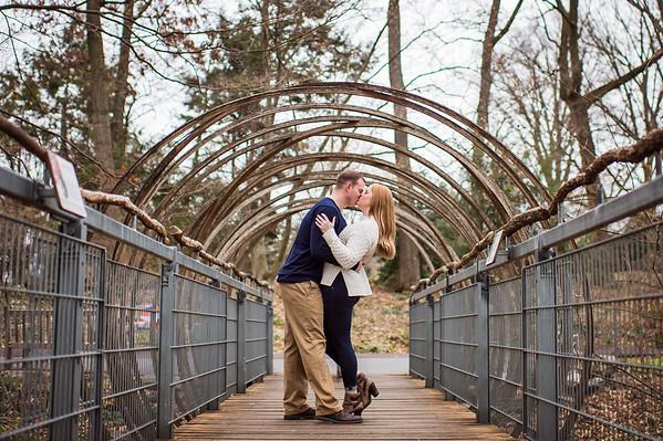 Tara and Matt - Engagement