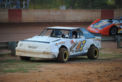 August 6 County Line Raceway