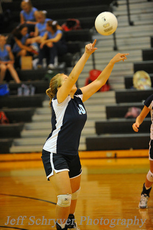 Millbrook Volleyball 2009 - 2010