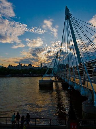 London June evening ZD7-14