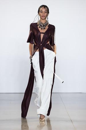 SS20 New York Fashion Week
