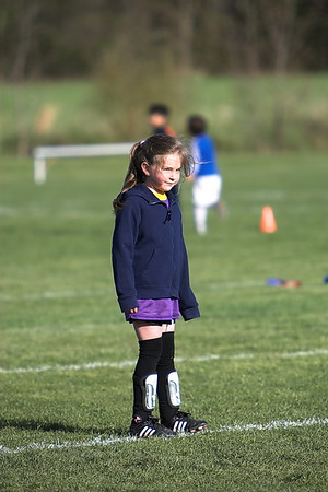 Spring 2007 - Avon Girls U6 Soccer - Team 3 - Part 1