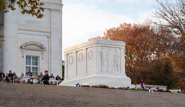 Sunday - Arlington Cemetery