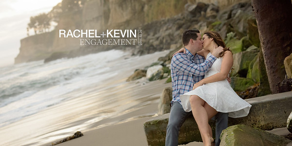 Rachel and Kevin (Engagement Photography) @ Capitola, California