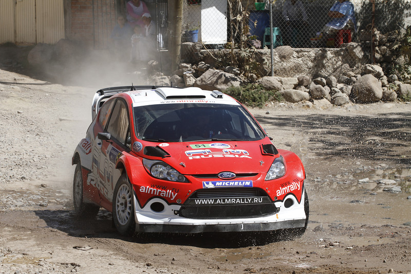 MOTORSPORT - WORLD RALLY CHAMPIONSHIP 2011 - RALLY GUANAJUATO MEXICO / RALLYE DU MEXIQUE - 03 TO 06/03/2011 - PHOTO : BASTIEN BAUDIN / DPPI -