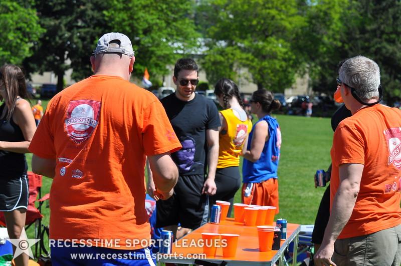Recesstime Sports Leagues Portland Kickball Spring 2013 Dodgeball Bowling Ping Pong Mushball - 114