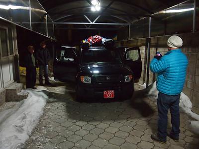 Ski Kyrgyzstan 2013