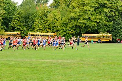 Boys Varsity Race