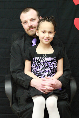 Daddy Daughter 2-25-2012