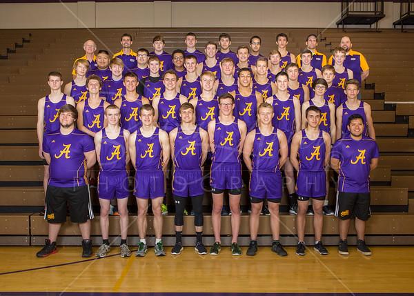 M Track Team Photos 2016