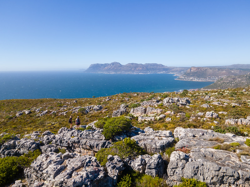 Hiking in Cape Town, South Africa