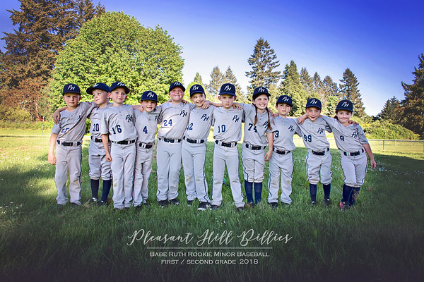 Pleasant Hill Billies Rookie-Minor