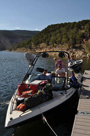 Flaming Gorge Pioneer Day 2011